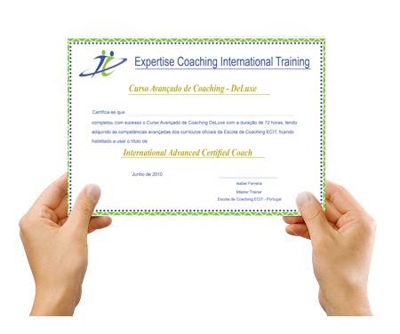 Escola de Coaching ECIT - Curso de Life-Coaching Avançado - Maior eficácia e obter taxas de sucesso elevadas