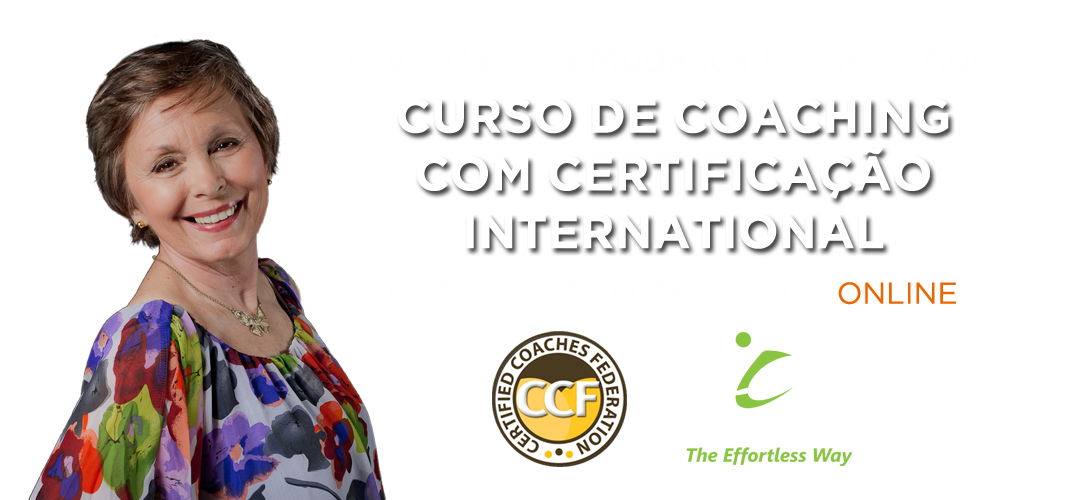 Escola de Coaching ECIT > Certificação Internacional em Coaching - CCF - A verdadeira mudança começa aqui