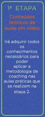 Escola de Coaching ECIT > Certificação Internacional em Coaching - CCF - Etapa 1 – Conteúdos teóricos